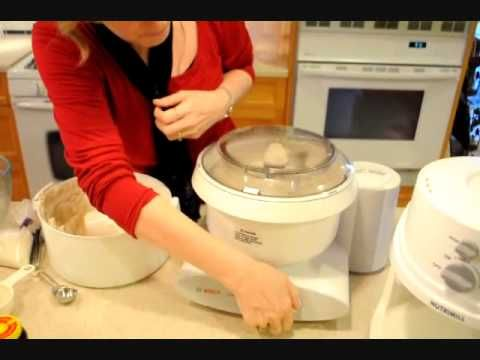 how to make bread with kitchenaid mixer