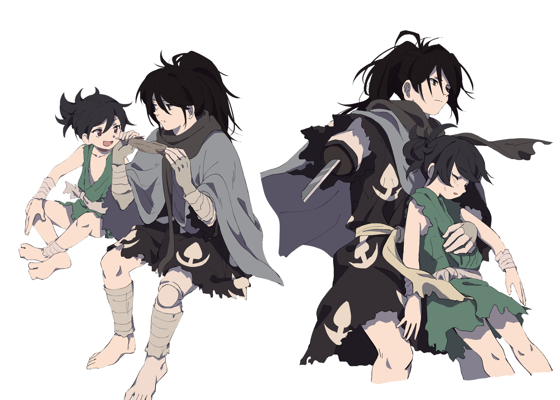Dororo (Anime Series) HD Images Anime, Hd images, Image