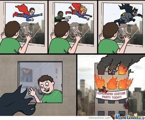Funniest Meme Cartoons : Funny memes funny memes funny superhero memes