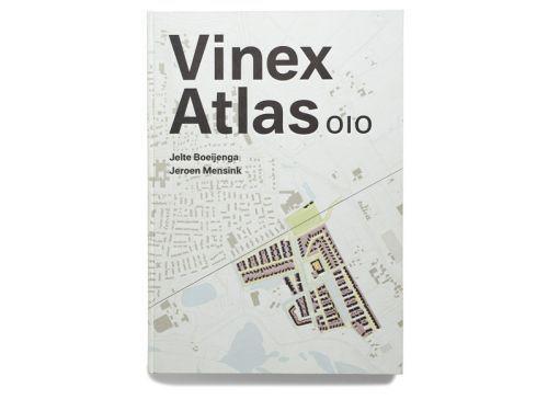 Vinex Cover Book Design