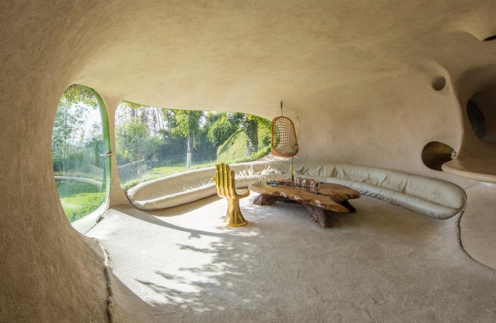 Photo of Organic House by Javier Senosiain