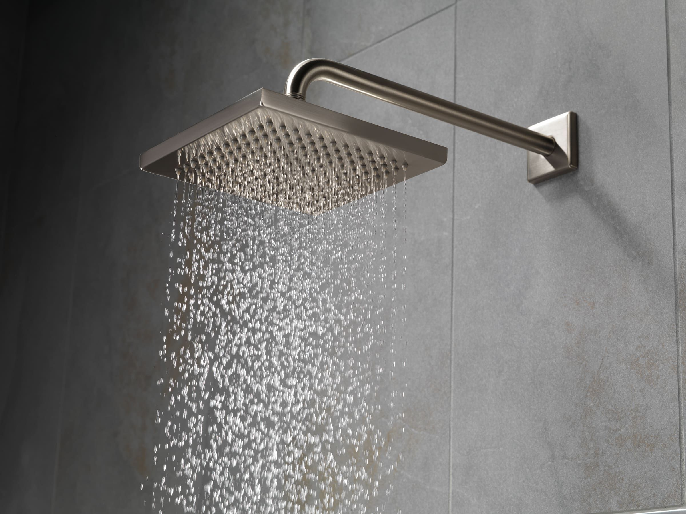 How To Detect A Shower Leak Behind The Wall Bathroom Decor Modern Shower Design Chrome Decor