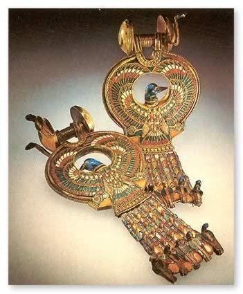 f7a30d136f65 aretes del antiguo egipto. Las joyas de Egipto. pendientes
