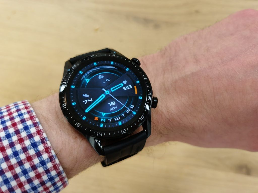 Huawei Watch Gt 2 Review Trusted Reviews Huawei Watch Latest Smartwatch Samsung Smart Watch