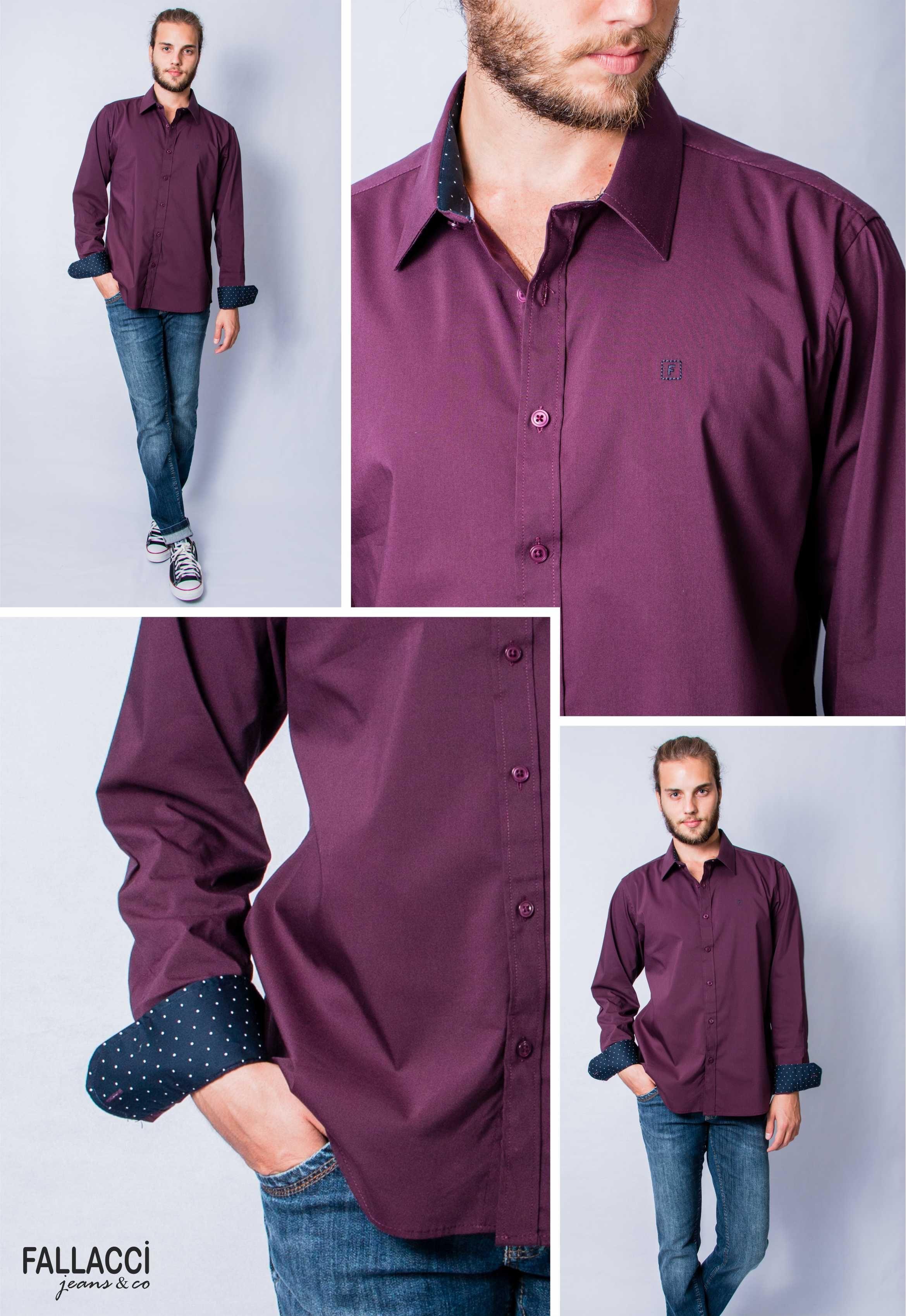 bf0e7f4077 Camisa masculina amora. Muito além de uma camisa