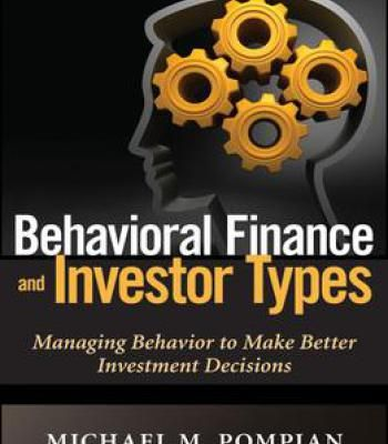 Behavioral Finance And Investor Types Pdf Best Investments Cool Things To Make Finance