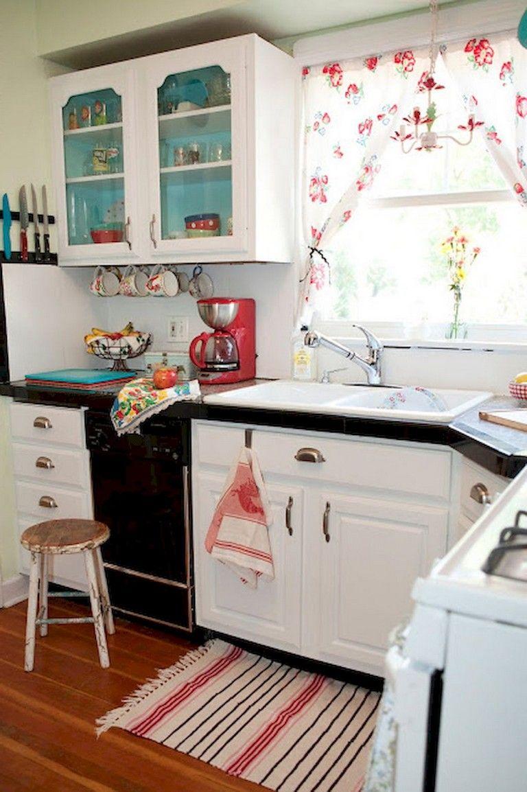36 Stunning Design Vintage Kitchens Ideas Remodel Page 22 Of 38