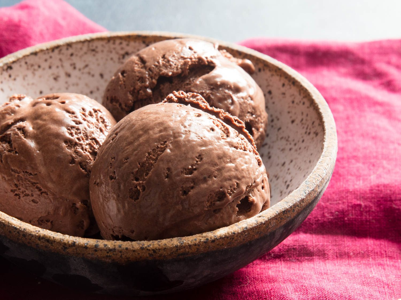 No Churn Chocolate Ice Cream Recipe Recipe Chocolate Ice Cream Recipe Cream Recipes Chocolate Ice Cream