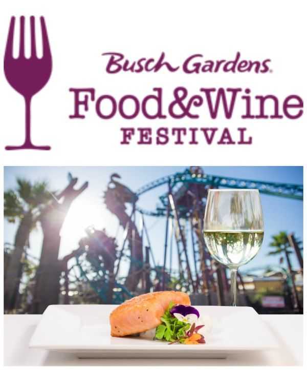Busch Gardens Tampa Food And Wine Concerts