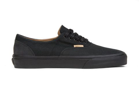 5cda1cb3df Vans CA Mono Leather Era Decon - Black Rubber – Feature Sneaker Boutique