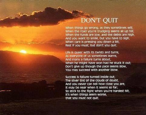 most motivational poems