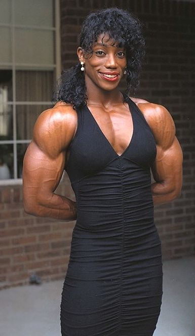 Pin By Gil Zem On Pecs  Fit Women, Fit Black Women, Fitness-2049