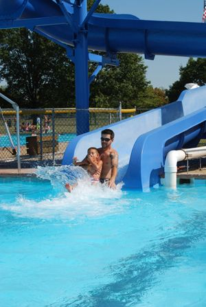 Chambersburg Memorial Park off McKinley Street offers a pool, pavilions, playground, tennis courts and much more.
