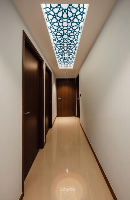 Modern Islamic One Canberra Mediterranean Singapore By Fatema Design Studio New Ceiling Design House Ceiling Design Interior Ceiling Design