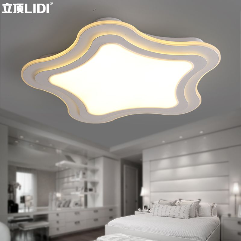 Designer Bedroom Lamps Best The New Led Vertical Roof Ceiling Lamps Warm Children Bedroom Lamp Decorating Inspiration