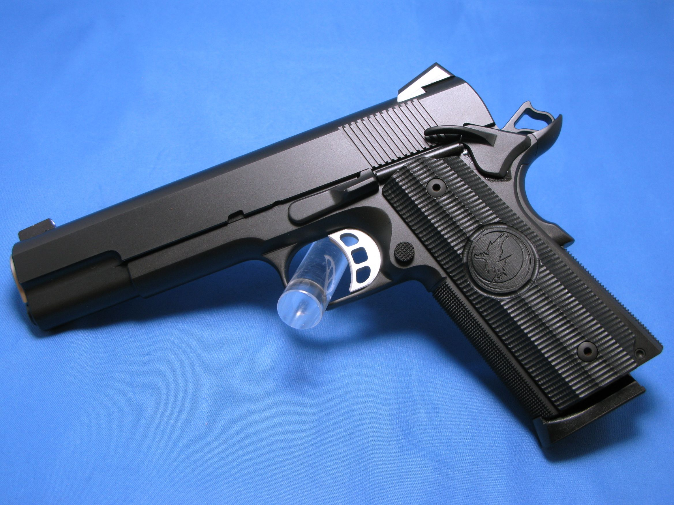 Nighthawk GRP W/Upgrades | Concealed Carry and Duty Weapons