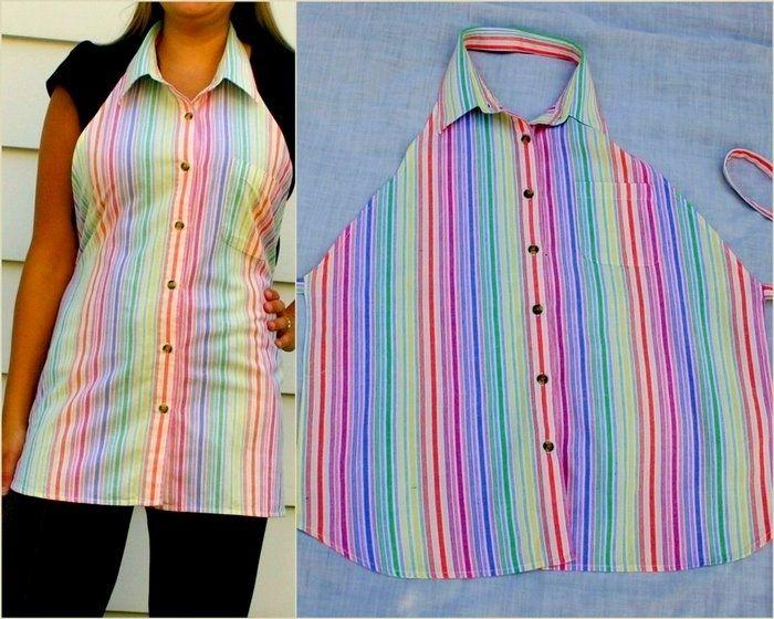 f0982bd4f1 Como trasformar las.camisas viejas de hombre
