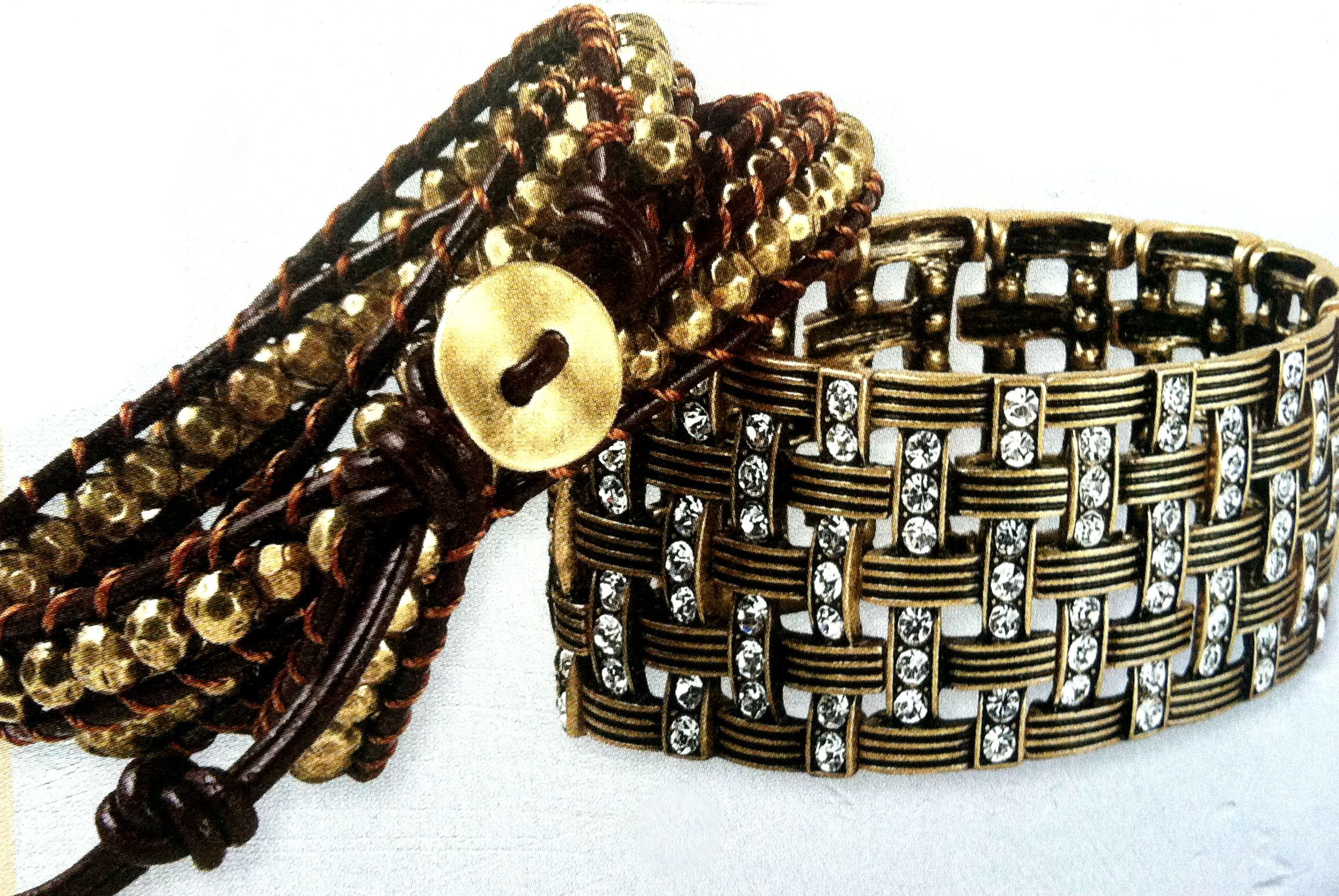 Premier Designs Its A Wrap 28 In 30 Bracelet
