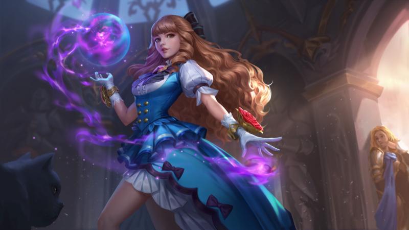Next New Top Hero Ling Gameplay - Mobile Legends, cheats New hero