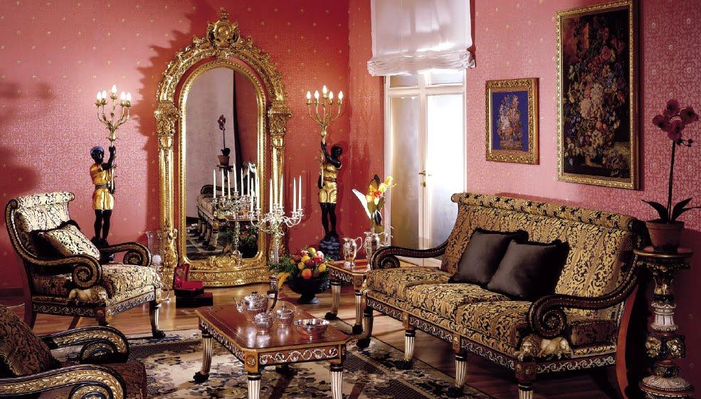 Italian Renaissance Furniture Is A Classic Furniture Style That Is Cool Italian Living Room Design Decorating Inspiration