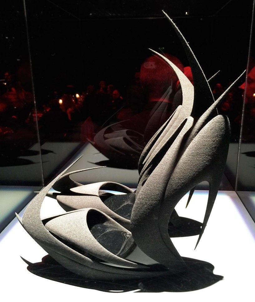 2019 year style- Hadid zaha designs shoes
