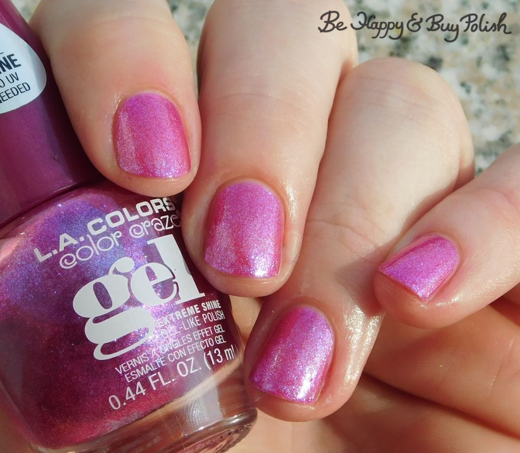 L A Colors Color Craze Gel Nail Polishes Hocus Pocus Princess Vibes Ravishing Swatches In 2020 Nail Polish Gel Nails Gel Nail Colors