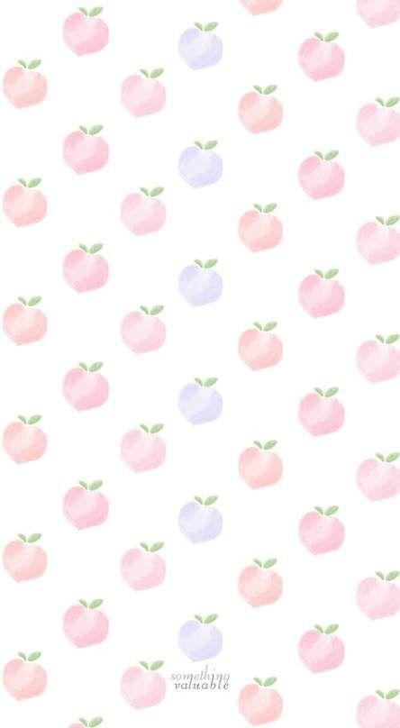 Wallpaper iphone pastel peach 69 Super Ideas wallpaper