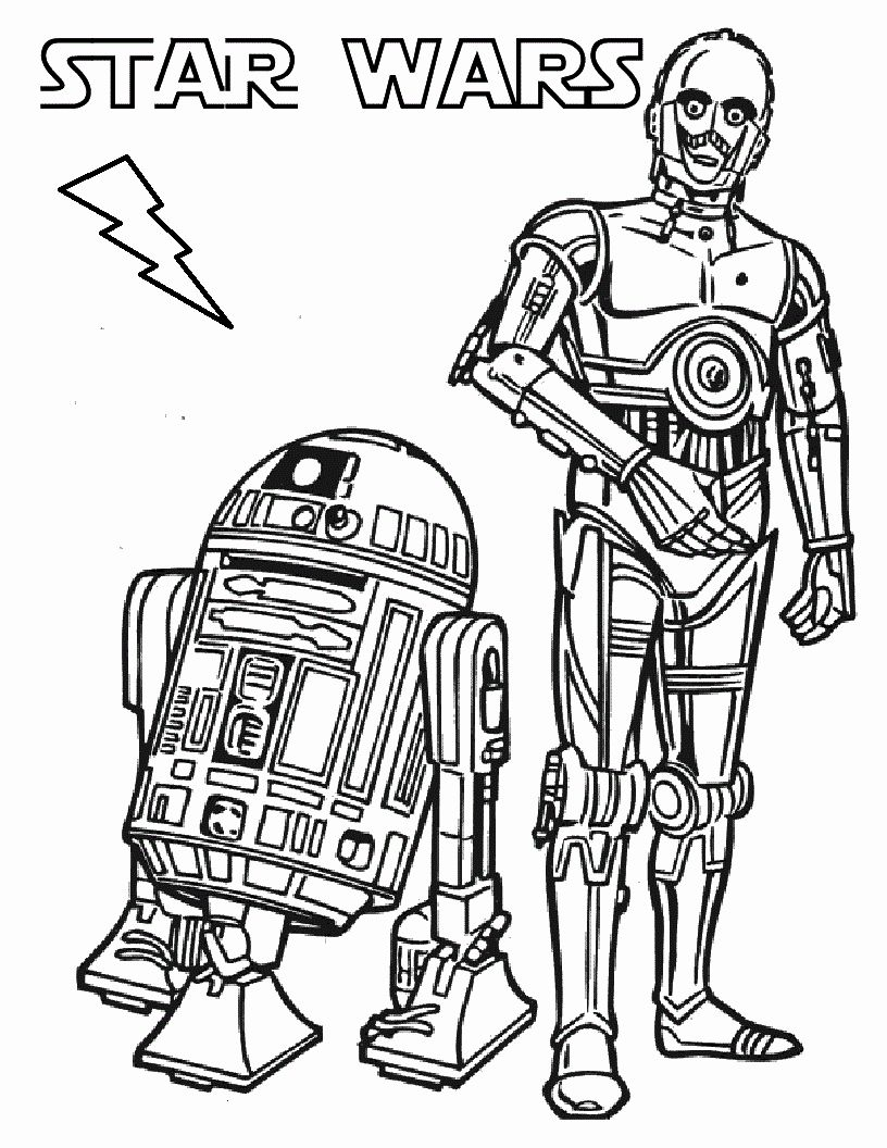 Star Wars Coloring Book Pdf Cinebrique
