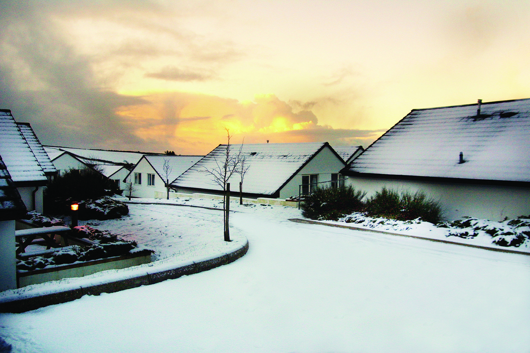 Woolacombe Bay Holiday Parks In The Snow Holiday Destinations Woolacombe Bay Holiday Park