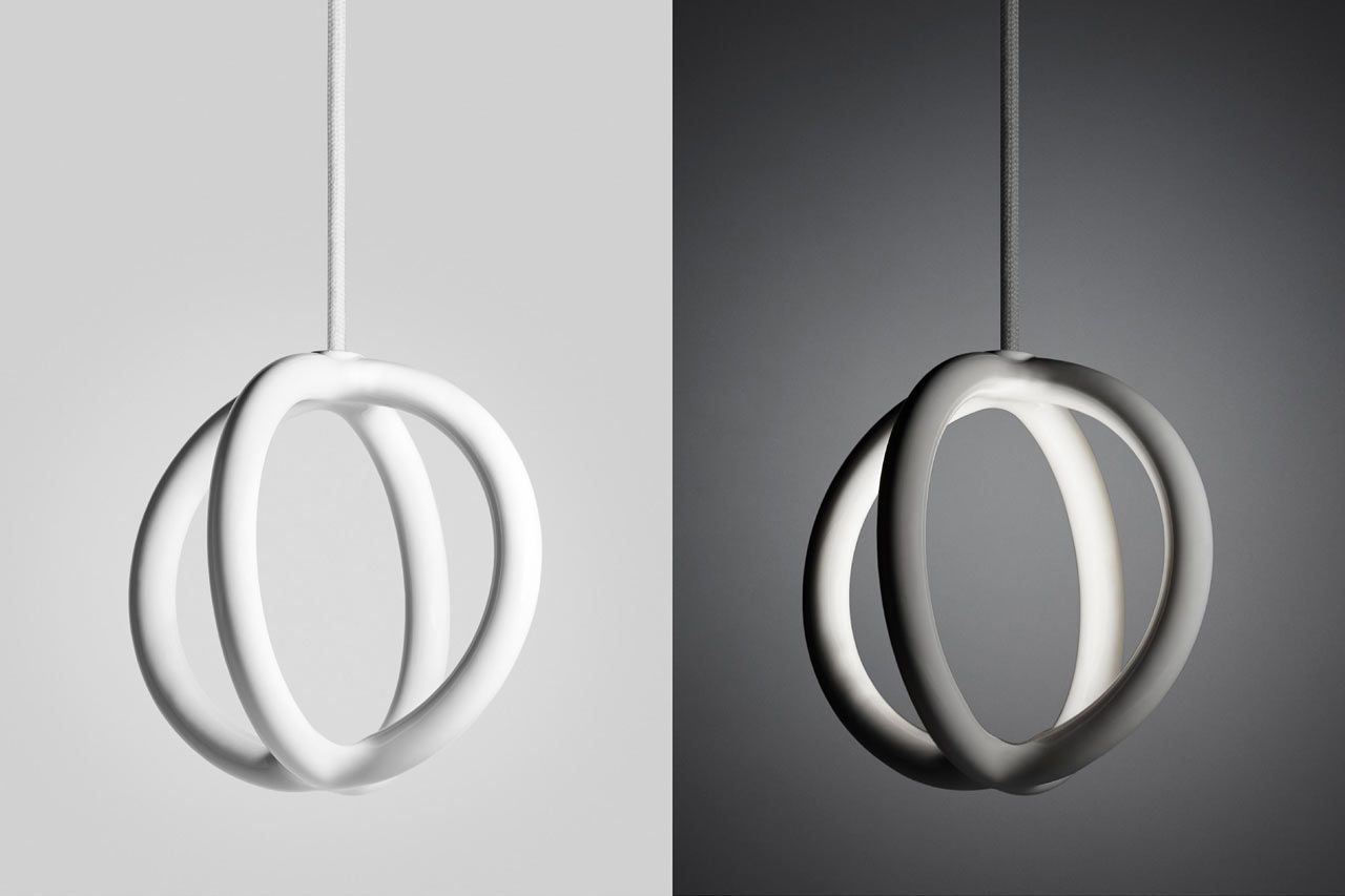 Tworts 3d printed ceramic lights ceramic light lights and christo logan recently launched tworts a series of printed ceramic pendants that illuminate the inside of the fixture with an invisible led bulb arubaitofo Images