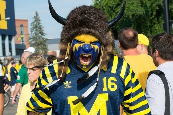 The Wolverine: The Greatest Animal You Will Ever Meet #michigan #goblue #umich #wolverine #michiganwolverine #maizeandblue #annarbor #universityofmichigan #uofm #viral