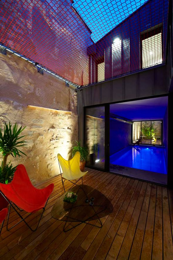 Maison M49 / S+M Architectes Architecture - plan d une maison simple