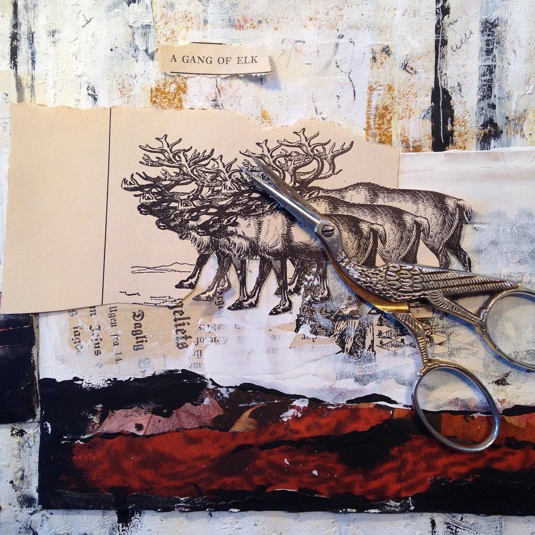 a gang of elks #journalcover #newjournalssoonready