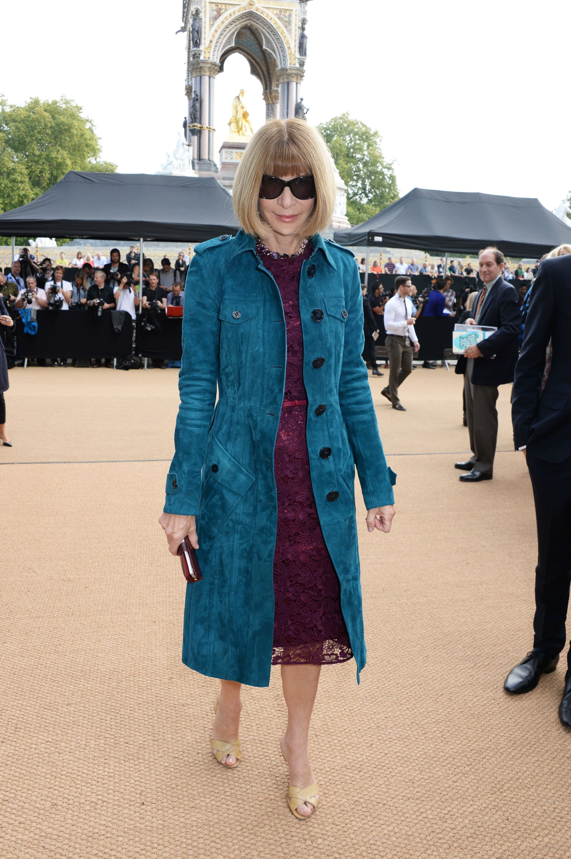 How Anna Wintour Dressed in Her 30s recommendations