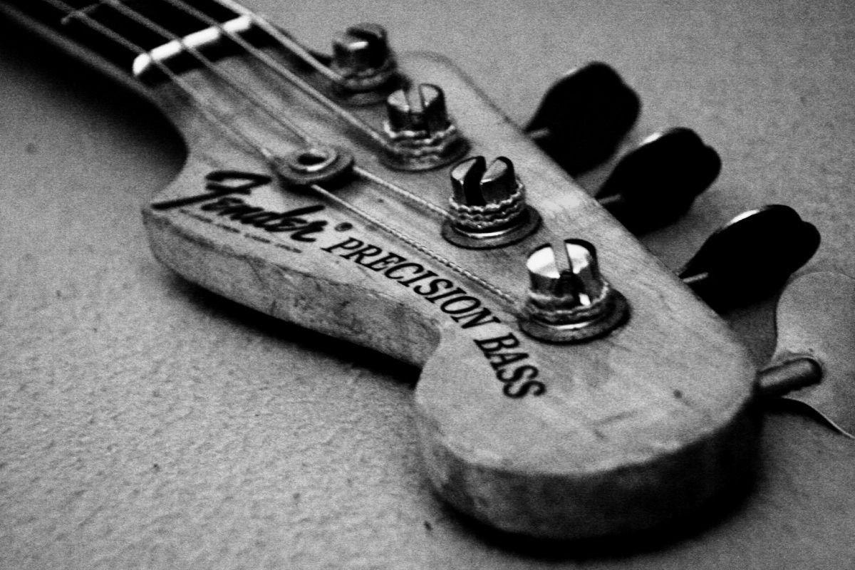Bass Wallpaper Hd Guitar Fender Guitarras Y Musica