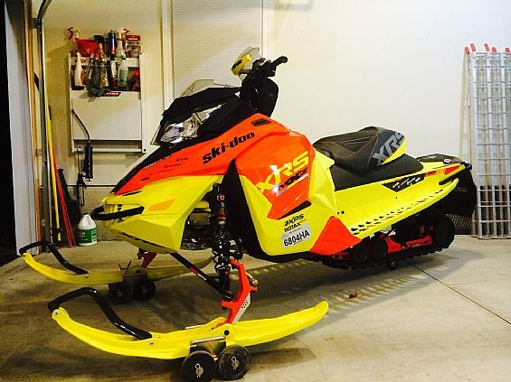 2015 skidoo xrs600 snowmobile skidoo for sale in