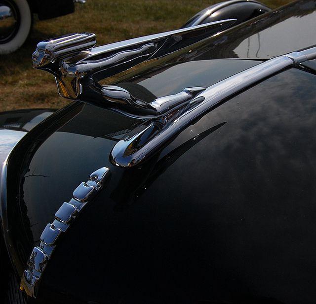 1935 Auburn 851 Super-Charged Phaeton