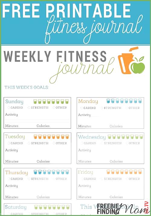 FREE Printable Fitness Journal FREE Printable Fitness Journal Claudia W Claudia W Are you trying to...