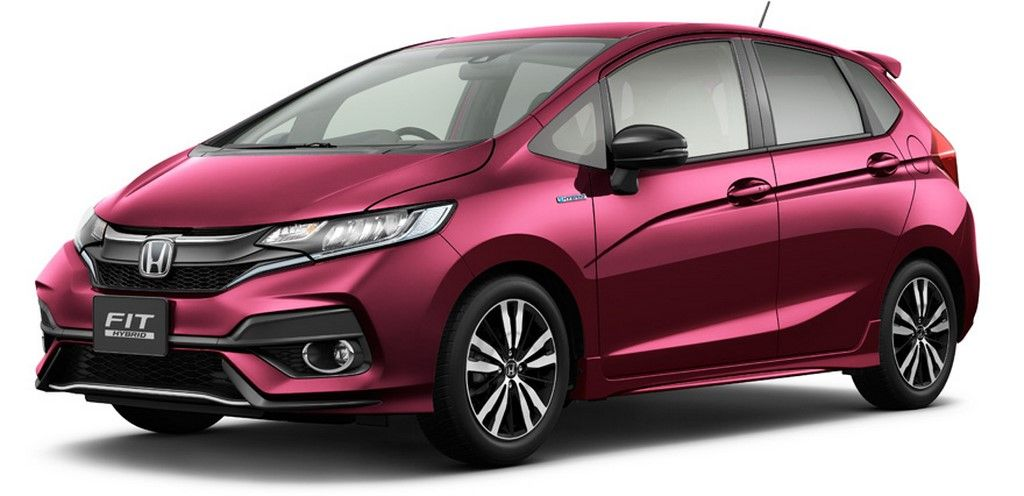 Honda Jazz Facelift India Launch Not Happening In 2017 Honda Fit Hybrid Honda Jazz Honda Fit Jazz