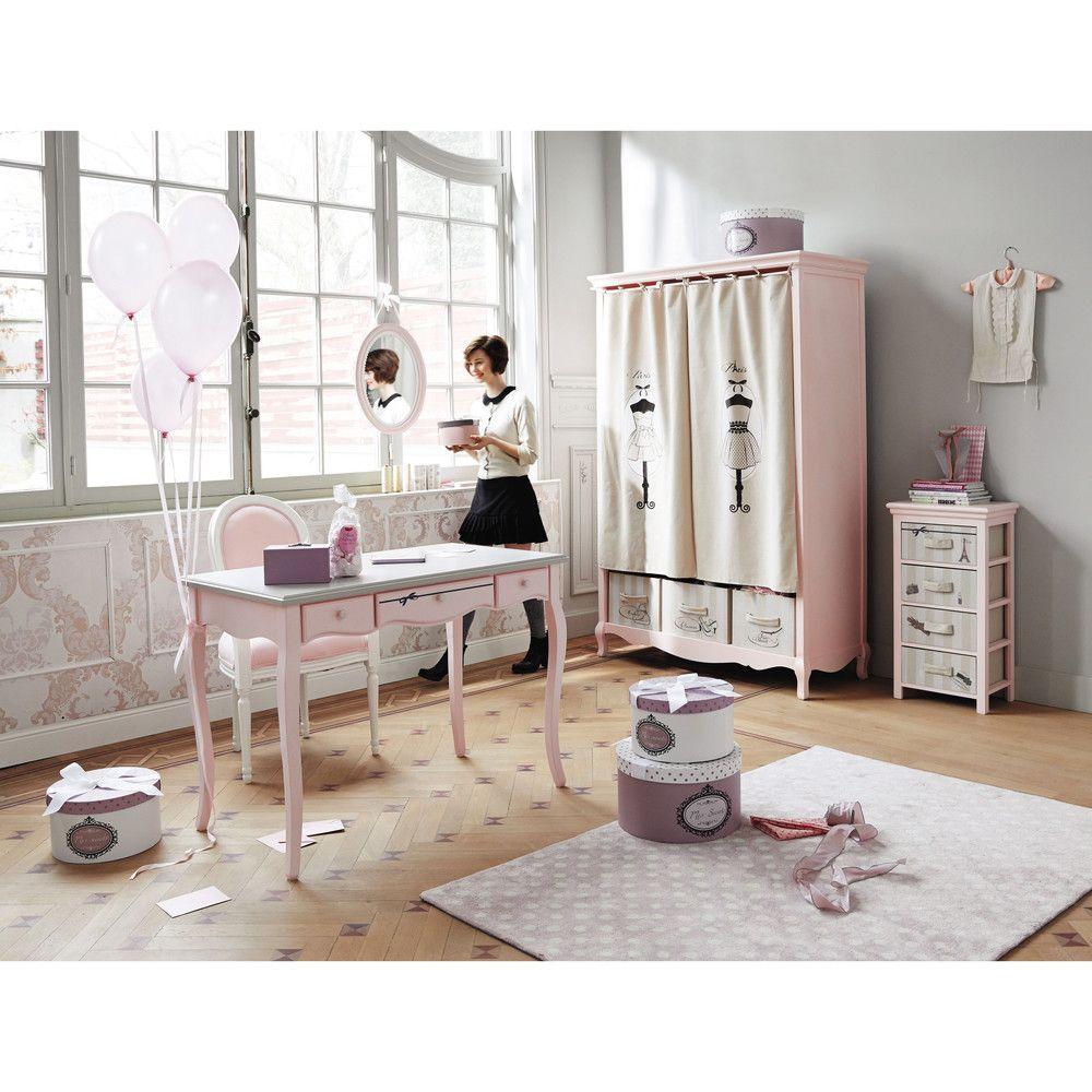 Camerette Per Ragazzi Maison Du Monde.Ragazzi Camera Lorena Oval Mirror Kid Closet Kids Rugs