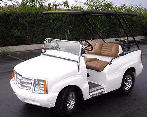 Escalade Golf Cart >> Pin On For All Things Summer