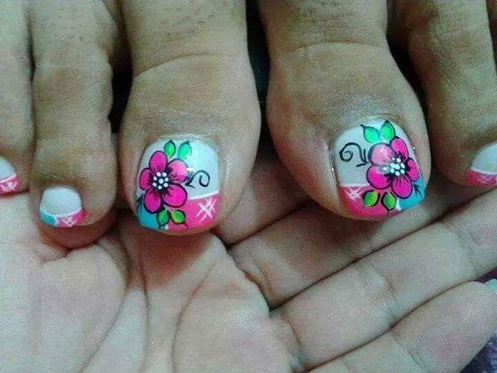 Pin de Andrea Gomez en andrea uñas | Pinterest | Uña decoradas ...