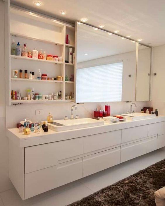 Photo of 15 Versteckte Badezimmer Lagerung Ideen Die Sie Sehen Sollten #zimmerklein