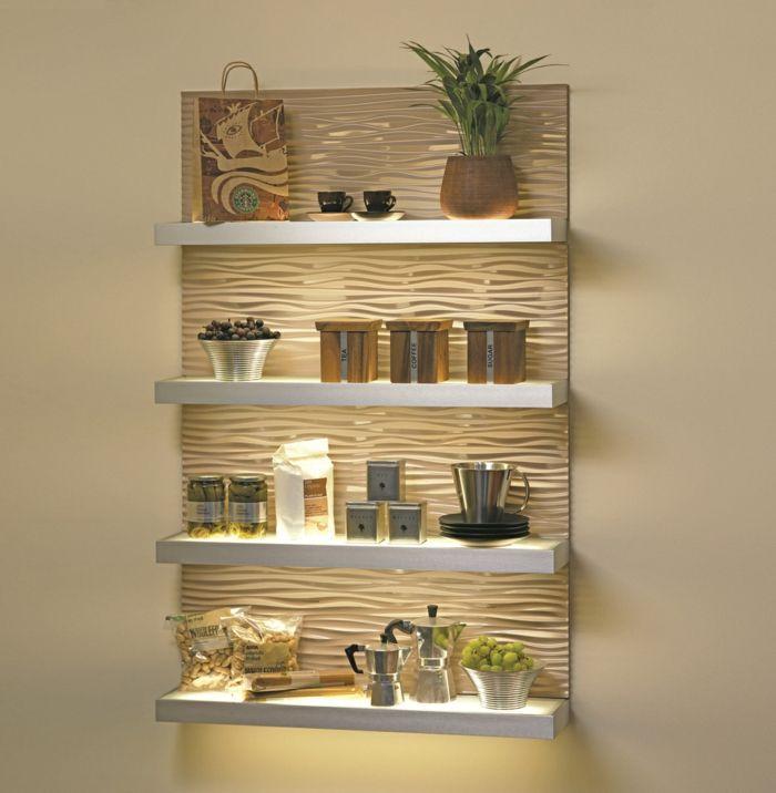 indirekte beleuchtung ideen wie sie dem raum licht und charme verleihen indirekte beleuchtung. Black Bedroom Furniture Sets. Home Design Ideas