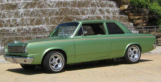 1968 Amc American Rambler Vintage Muscle Cars Classic Cars Trucks Classic Cars
