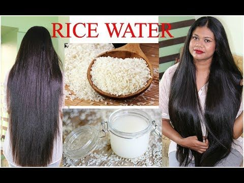 This Is What Rice Water Did To My Hair Results Amp Experience