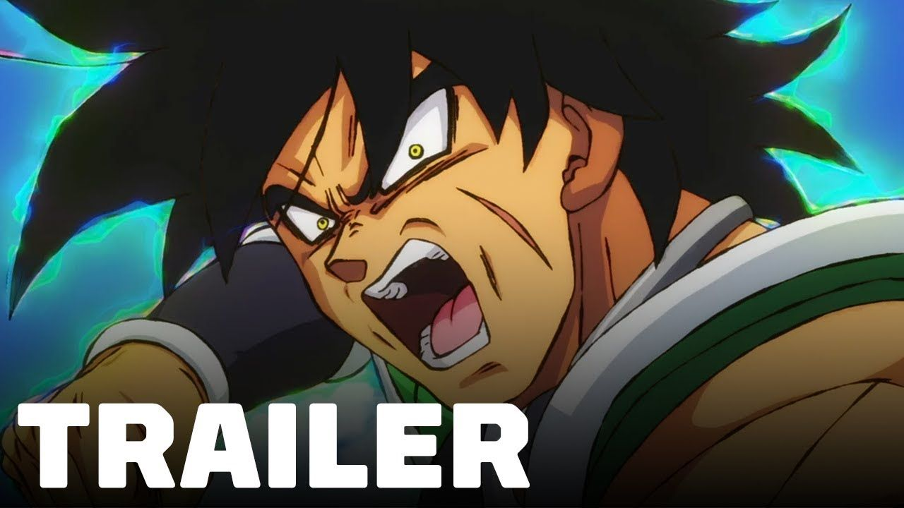 Dragon Ball Super Broly Movie Trailer 2 English Dub Reveal Exclus
