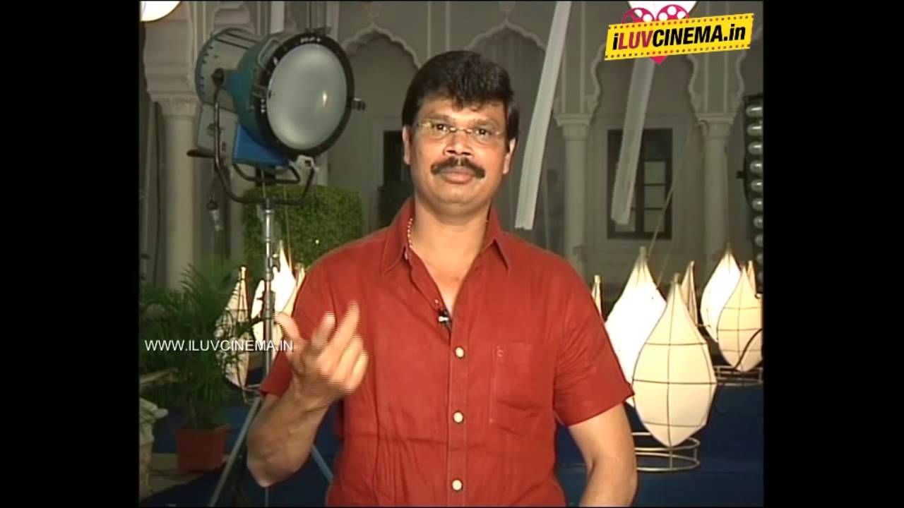 Boyapati Srinu Talk's About Legend Movie