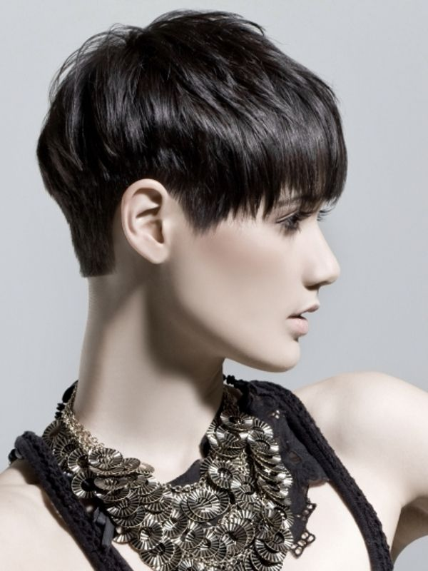 Brilliant 1000 Images About Short Hair Styles On Pinterest Short Haircuts Short Hairstyles Gunalazisus