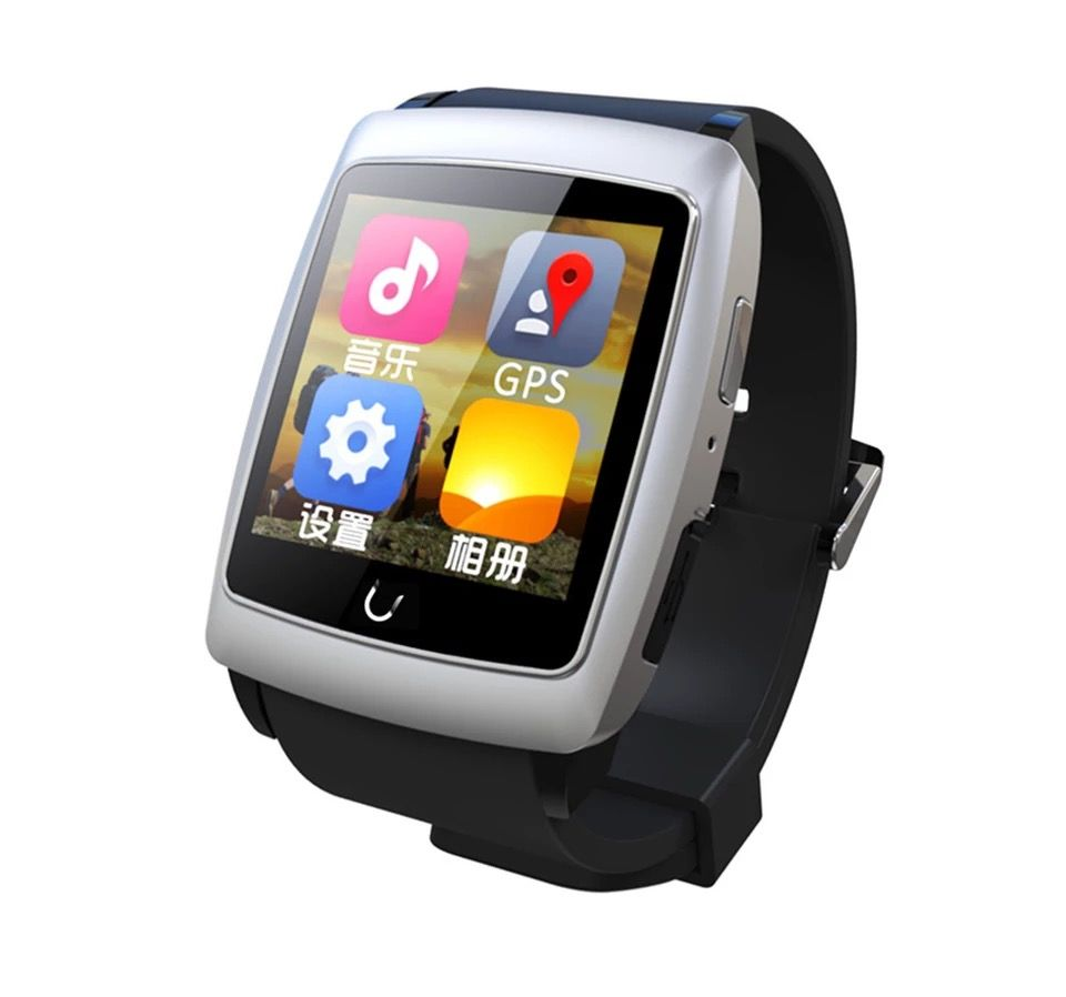 Wholesale Bluetooth Full Band WIFI Smart Watch Android 4.4